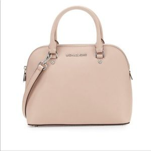 Michael Kors Cindy Dome Satchel
